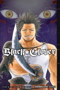 Black Clover #6 (2017)