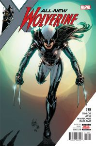 All-New Wolverine #19 (2017)