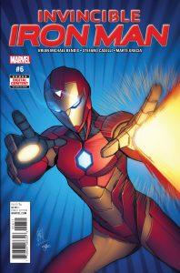 Invincible Iron Man #6 (2017)