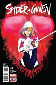 Spider-Gwen (Vol. 2) #19 (2017)