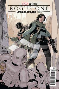 Star Wars Rogue One Adaptation #1 (2017)