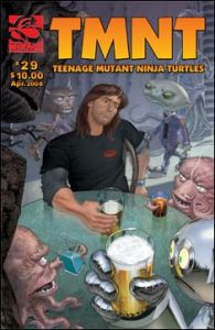 TMNT: Teenage Mutant Ninja Turtles #29 (2017)
