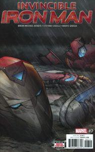 Invincible Iron Man #7 (2017)