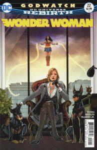 Wonder Woman #22 (2017)