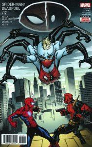 Spider-Man/Deadpool #17 (2017)