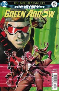 Green Arrow #23 (2017)
