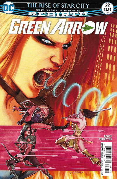Green Arrow #22 (2017)