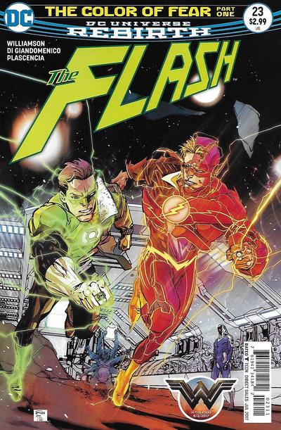 The Flash #23 (2017)