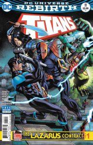 Titans #11 (2017)
