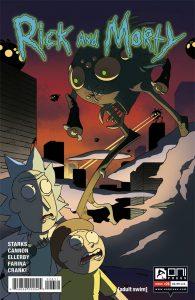 Rick and Morty #26 (2017)