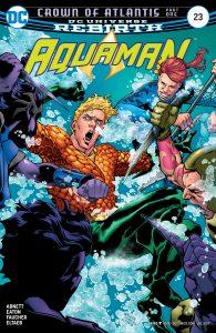 Aquaman #23 (2017)