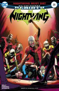 Nightwing #20 (2017)