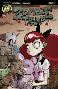 Zombie Tramp #35 (2017)