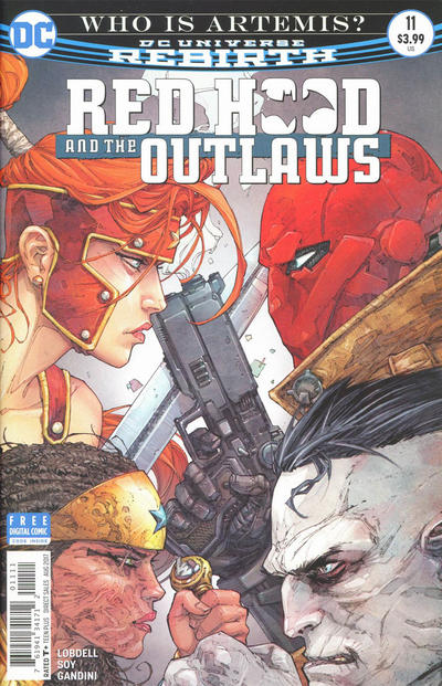 Red Hood and the Outlaws #11 (2017)