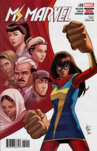 Ms. Marvel #19 (2017)