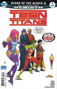 Teen Titans #9 (2017)