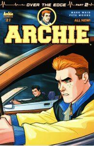 Archie #21 (2017)