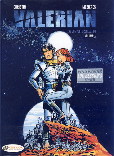 Valerian the Complete Collection #1 (2017)