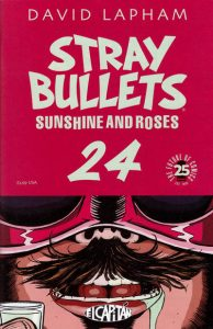 Stray Bullets: Sunshine & Roses #24 (2017)