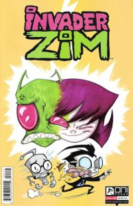 Invader Zim #21 (2017)