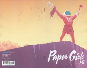 Paper Girls #15 (2017)