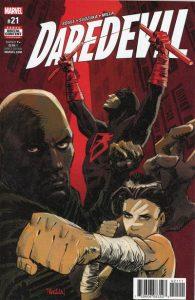 Daredevil #21 (2017)