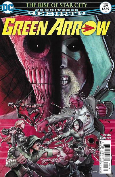 Green Arrow #24 (2017)