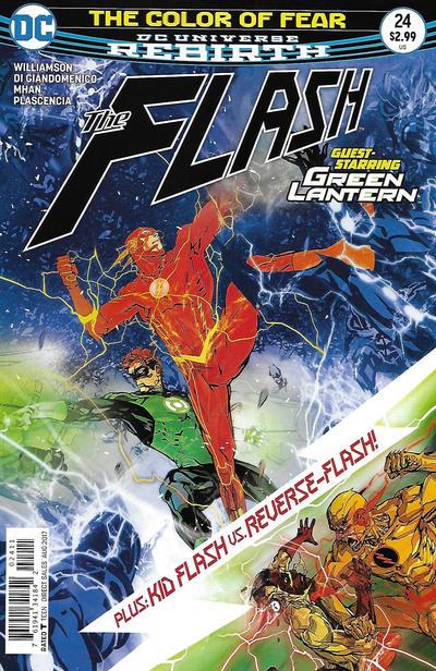 The Flash #24 (2017)