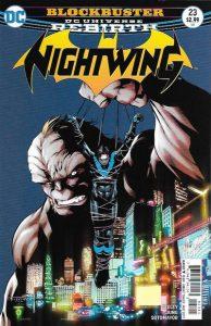 Nightwing #23 (2017)