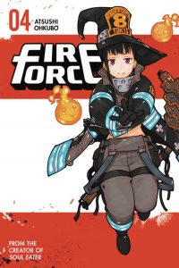 Fire Force #4 (2017)