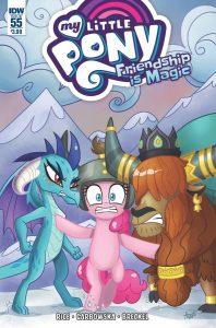My Little Pony: Friendship Is Magic #55 (2017)
