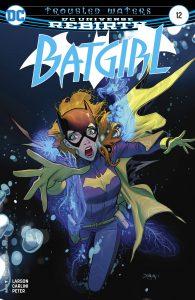 Batgirl #12 (2017)