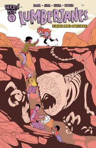 Lumberjanes 2017 Special: Faire and Square #[nn] (2017)