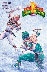 Mighty Morphin Power Rangers #16 (2017)