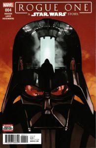 Star Wars Rogue One Adaptation #4 (2017)