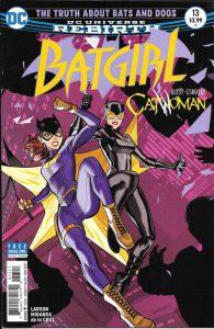 Batgirl #13 (2017)