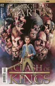 George R.R. Martin's A Clash of Kings #2 (2017)