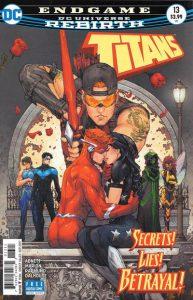 Titans #13 (2017)