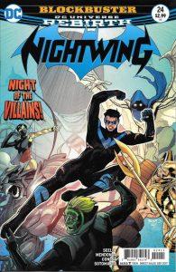 Nightwing #24 (2017)