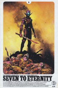 Seven to Eternity #8 (2017)