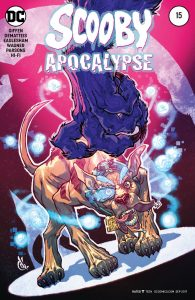 Scooby Apocalypse #15 (2017)
