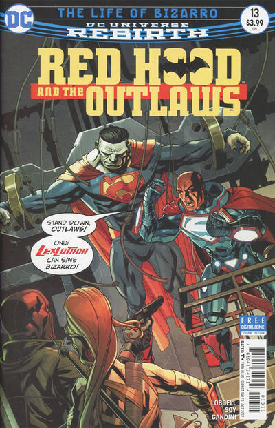 Red Hood and the Outlaws #13 (2017)