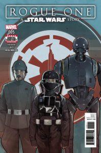 Star Wars Rogue One Adaptation #5 (2017)
