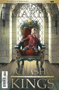 George R.R. Martin's A Clash of Kings #3 (2017)