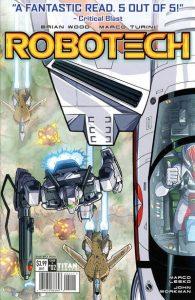 Robotech #2 (2017)