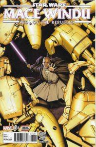 Star Wars: Mace Windu #1 (2017)