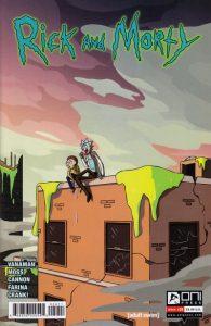 Rick and Morty #29 (2017)