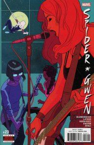 Spider-Gwen (Vol. 2) #23 (2017)