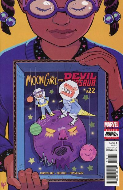 Moon Girl and Devil Dinosaur #22 (2017)