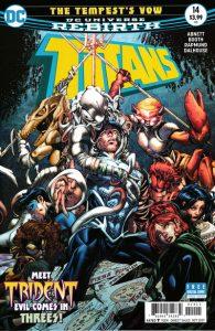 Titans #14 (2017)